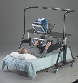Ergopod 500: Work In Your Bed. Full Specification & Details » image 5