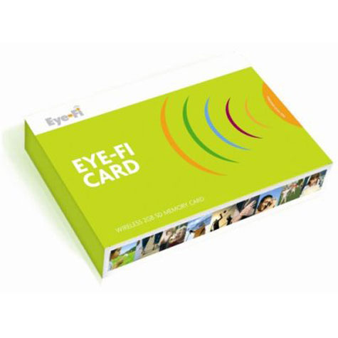 Eye-Fi Card, Wireless 2GB SD Memory Card » image 2