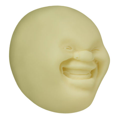 Faces On The Moon Stress Balls » image 2