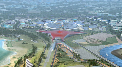 World's first Ferrari Theme Park » image 3