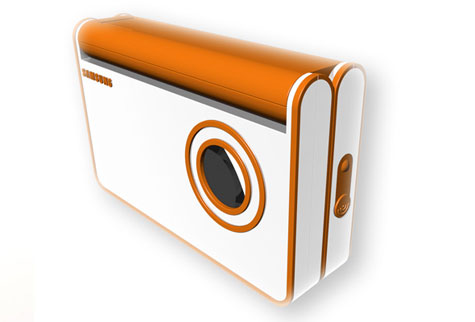 FLAPCAM,Folding Digital Camera » image 1