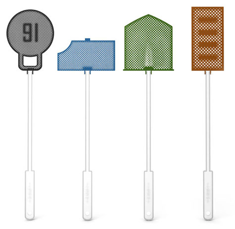 Carnifexum Fly Swatters » image 1