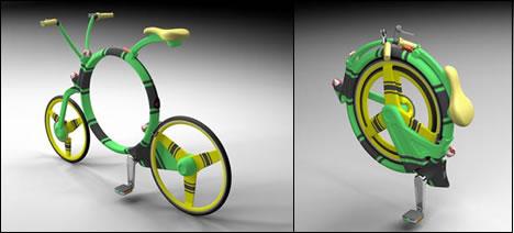 Folding Bike! » image 8