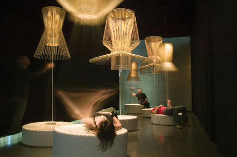 Fos­carini Allergo Lamps For Light Music » image 1