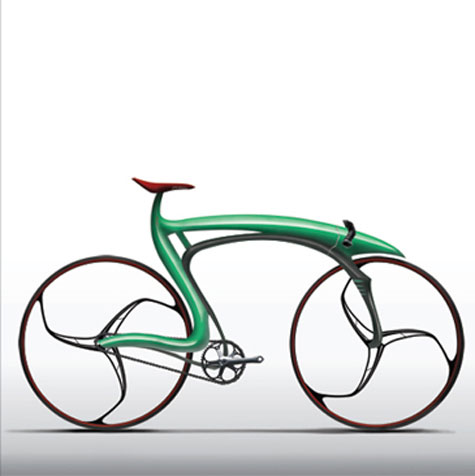 Frog-Inspired Bike Design » image 1