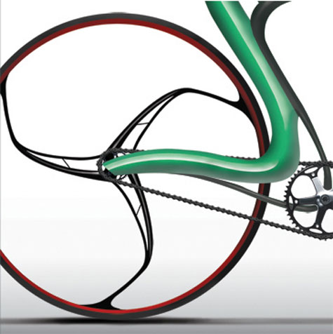 Frog-Inspired Bike Design » image 3