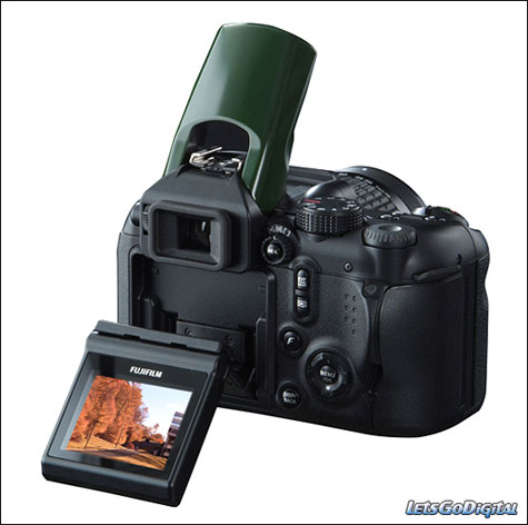 Fujifilm FinePix IS-1 With Infrared Technology » image 1