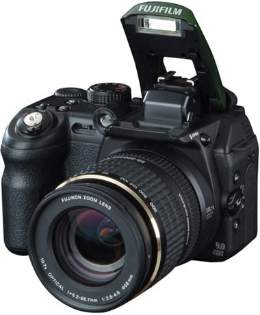 Fujifilm FinePix IS-1 With Infrared Technology » image 2