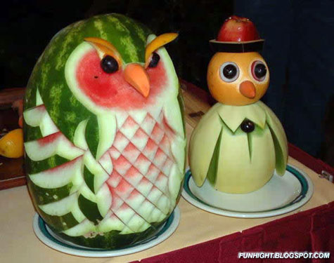 Fun Of The Week : Fruits & Vegetables » image 10