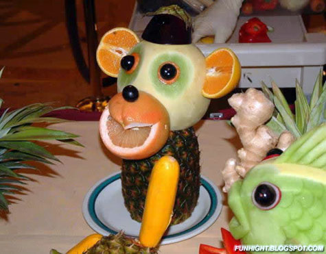 Fun Of The Week : Fruits & Vegetables » image 6