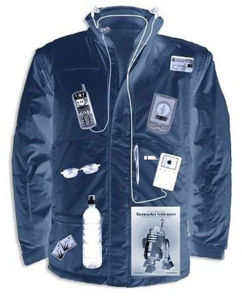 The G-Mans Convertible Travel Jacket » image 1