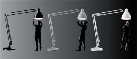 Giant Task Lamp » image 1
