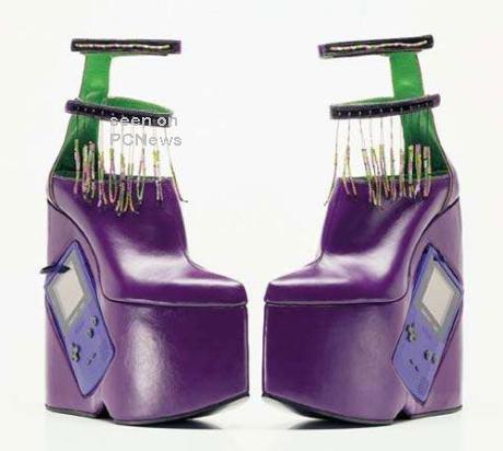 Game Boy shoes and boots » image 3