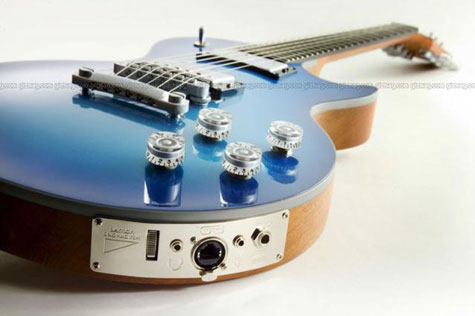 Gibson Guitar?s HD.6X-Pro Digital Guitar » image 1