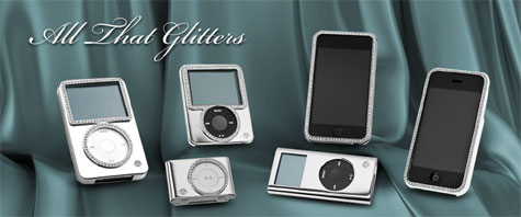 Gilty Couture Luxury Accessories For Apple iPod & iPhone » image 1