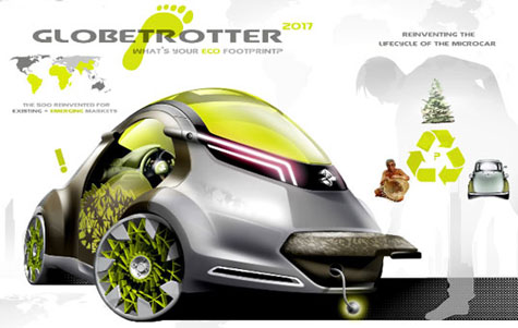 Globetrotter Eco Car » image 1