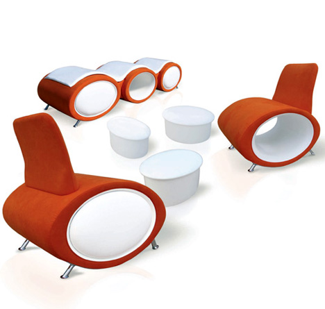 Globos Chair Collection » image 1