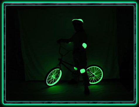 MPK Cos Glow in The Dark Paint Bike » image 1