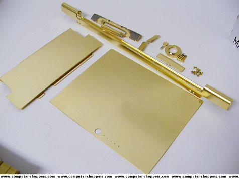 Gold Plated Macbook Pro » image 6
