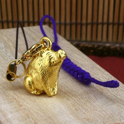 24K Gold Horoscope Phone Straps » image 2