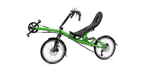 GrassHopper Folding Recumbent Bike » image 1