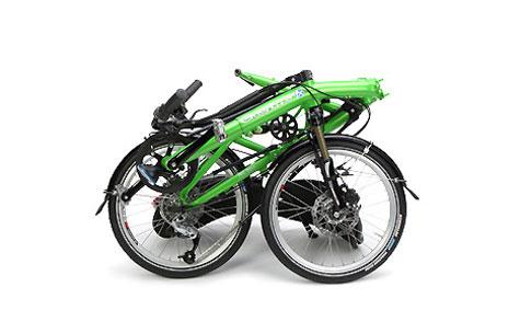 GrassHopper Folding Recumbent Bike » image 2