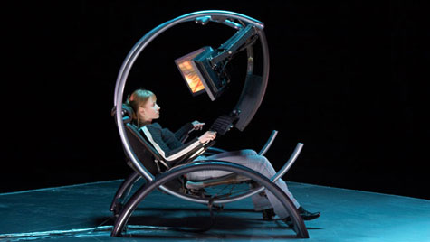 GRAViTONUS? Gaming System For Quadriplegics » image 1