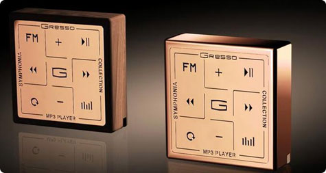 The Gresso $6000 MP3 Player » image 1