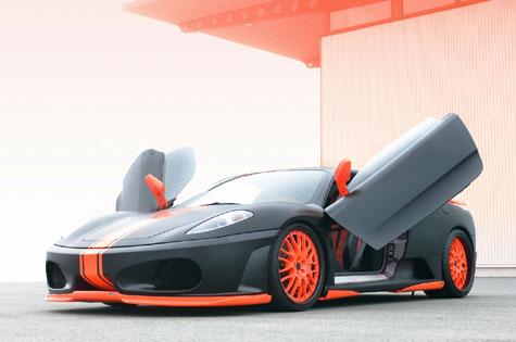 HAMANN Ferrari F430 Black Miracle » image 1