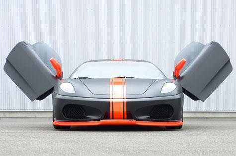 HAMANN Ferrari F430 Black Miracle » image 11