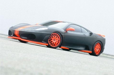 HAMANN Ferrari F430 Black Miracle » image 12
