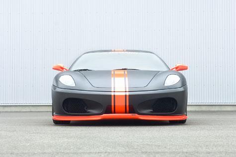 HAMANN Ferrari F430 Black Miracle » image 2