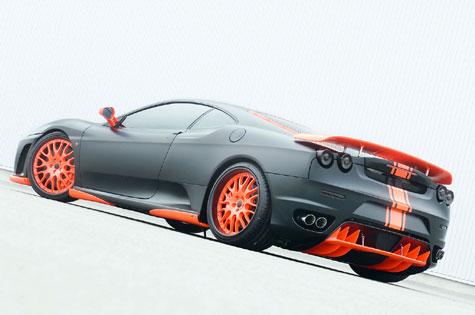 HAMANN Ferrari F430 Black Miracle » image 4