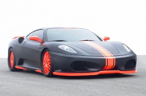 HAMANN Ferrari F430 Black Miracle » image 7