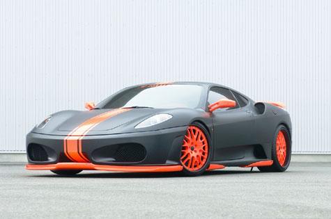 HAMANN Ferrari F430 Black Miracle » image 8