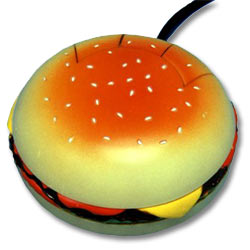 Hamburger Computer Mouse » image 1