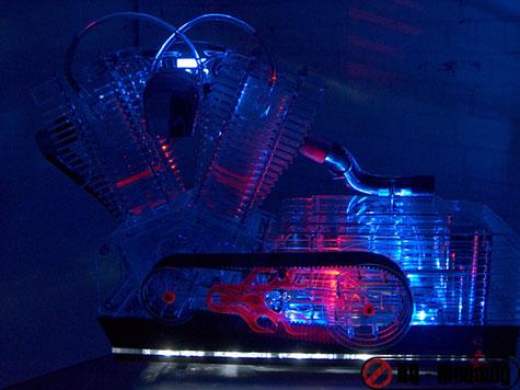 Harley Davidson V2 Engine Case Mod » image 5