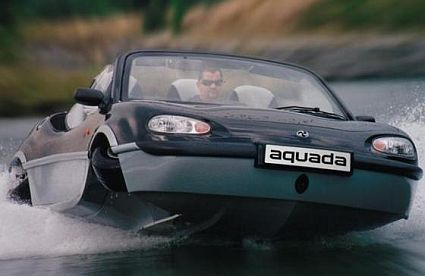 Gibbs Aquada: First Boatmobile You Can (Almost) Afford » image 1
