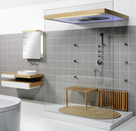 Hoesch Sensamare Komplettbad - The Complete Luxury Modern Bathroom » image 1