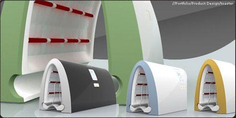 Hood Toaster - Mool » image 1