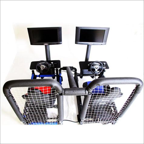 HotSeats 275 - HotSeat Deuce Game Chair » image 2