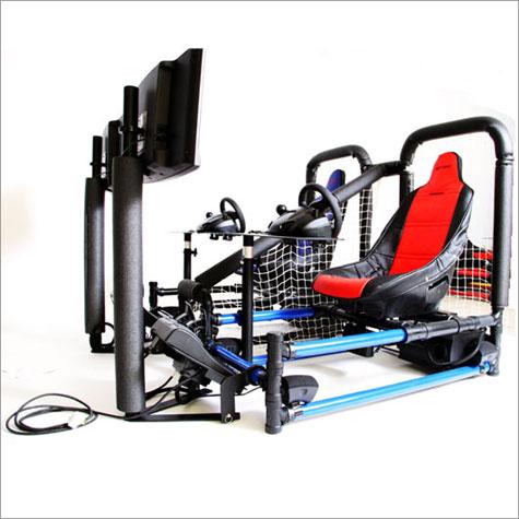 HotSeats 275 - HotSeat Deuce Game Chair » image 3