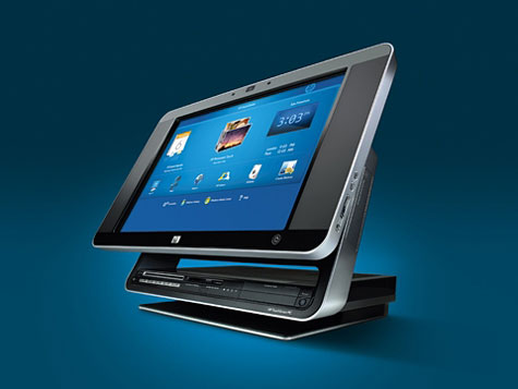 HP TouchSmart IQ770 PC » image 1