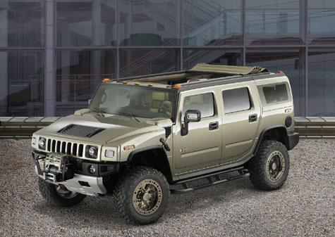 Hummer H2 Safari, H3R » image 1