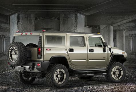 Hummer H2 Safari, H3R » image 2