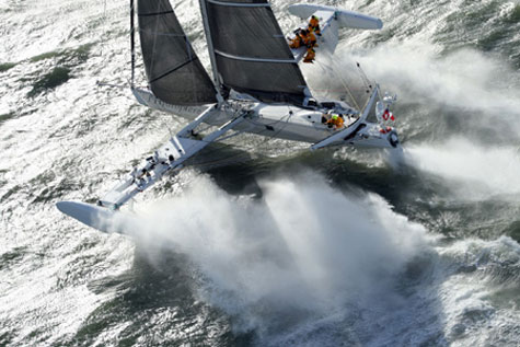 Hydroptere Flying Yacht » image 3