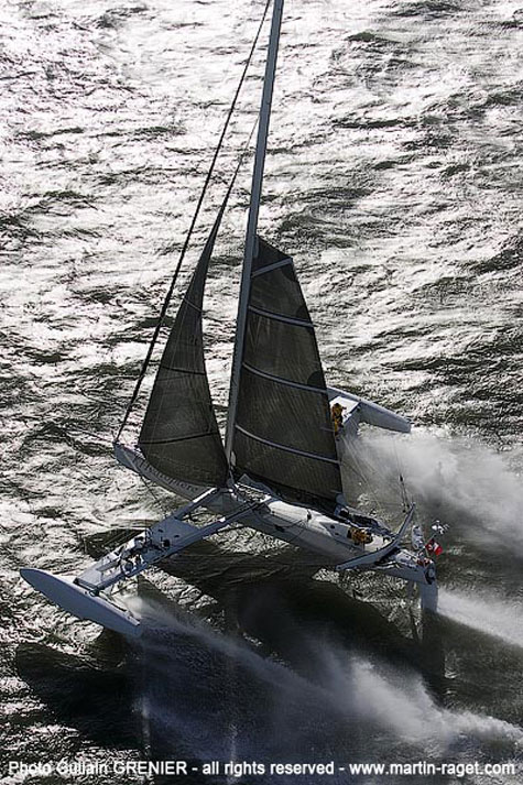 Hydroptere Flying Yacht » image 5