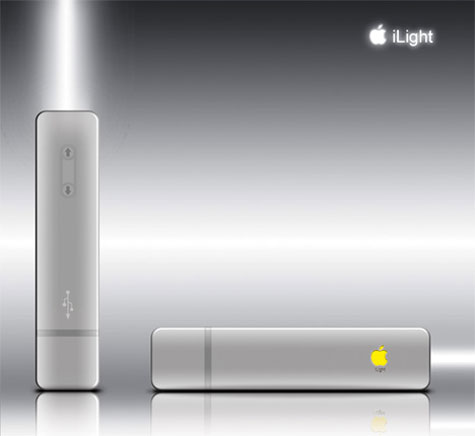 Apple iLight Concept Flashlight » image 1
