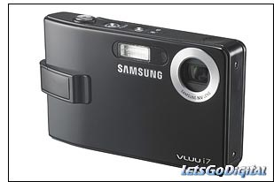 Samsung i7 Digital Camera has a Rotating LCD » image 02