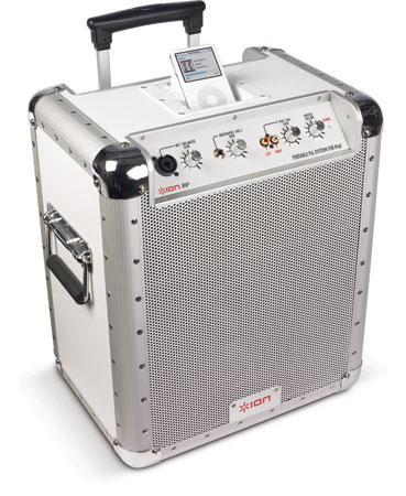 iPA03 : Portable PA System with iPod Attachment » image 1